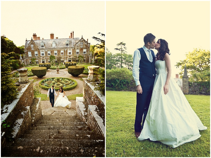 49 Sunshine Filled Devon Wedding By Michael Marker Photography
