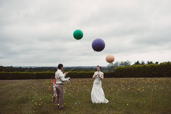 49 Vintage Wedding in Surrey by Babb Photos