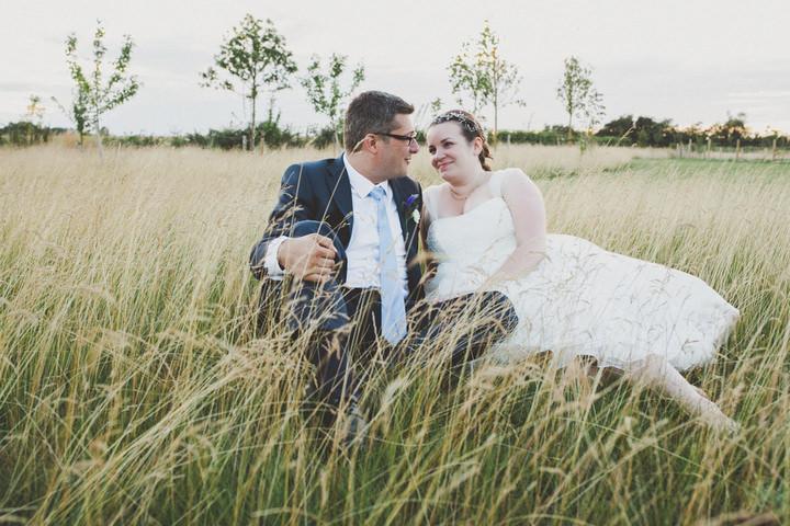 5 Back to Nature Farm Wedding. By Jordanna Marston
