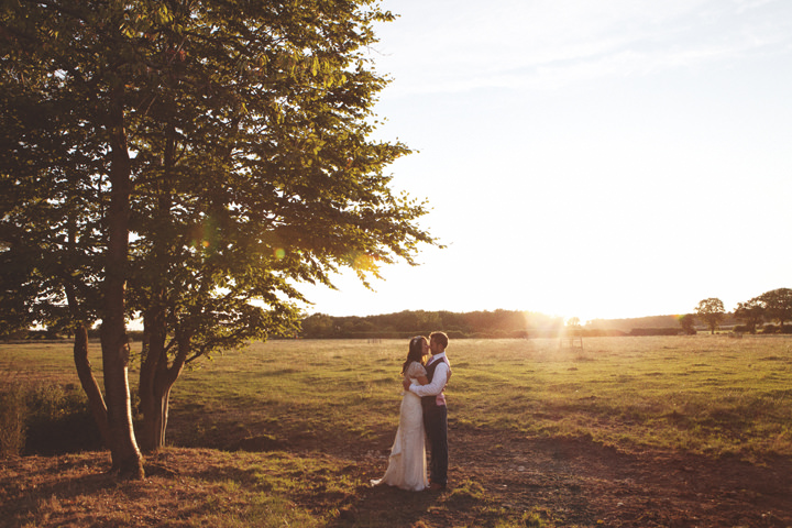 5 Handmade Oxfordshire Barn Wedding by Rachel Hudson