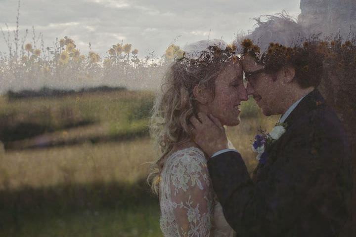50 Bare Foot Bohemian Wedding By Lisa Devlin