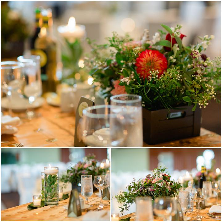 51 Canadian Wedding with a Beautiful First Look By Blue Colibri