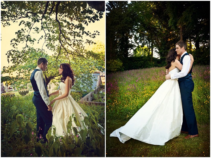 51 Sunshine Filled Devon Wedding By Michael Marker Photography