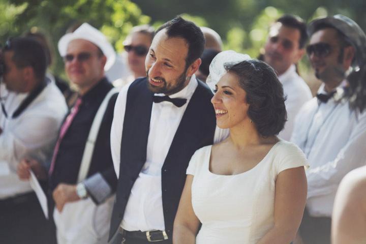52 1950s Style Italian Wedding