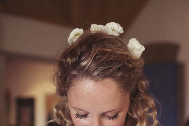 7 Bare Foot Bohemian Wedding By Lisa Devlin