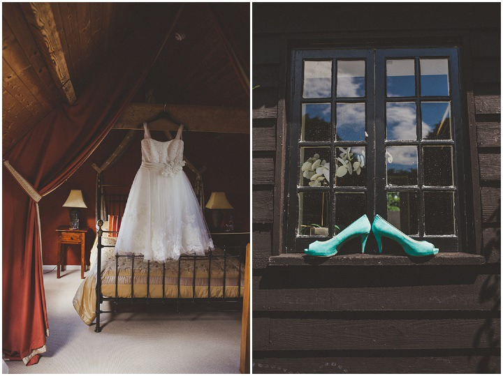 8 Back to Nature Farm Wedding. By Jordanna Marston