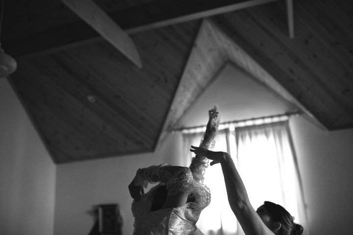 8 Bare Foot Bohemian Wedding By Lisa Devlin
