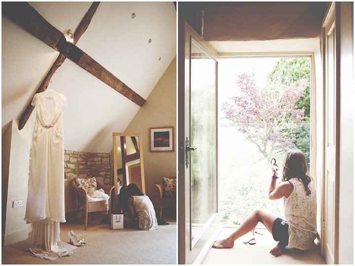 8 Handmade Oxfordshire Barn Wedding by Rachel Hudson