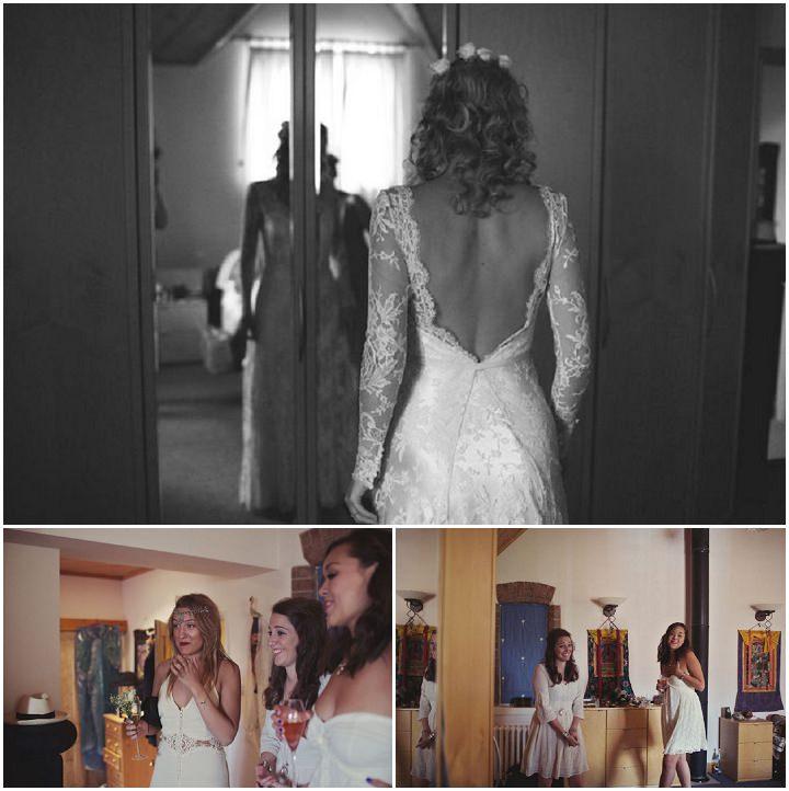 9 Bare Foot Bohemian Wedding By Lisa Devlin
