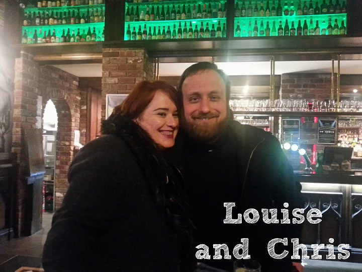 Louise and Chris
