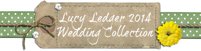 Lucy Ledger 2014 Wedding Collection