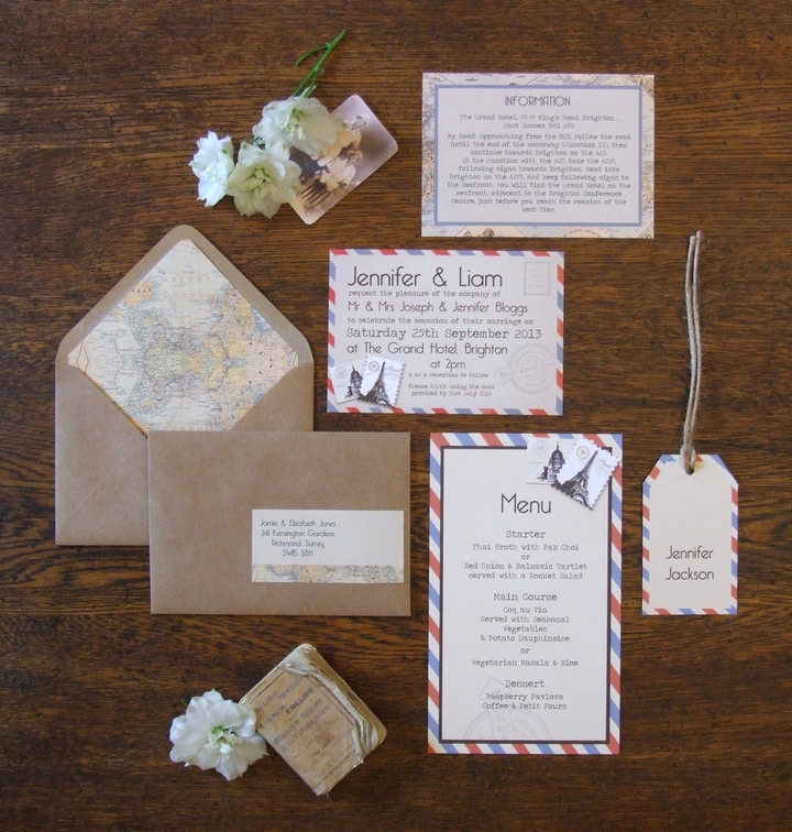 Knots and Kisses New Stationery Collection - Boho Weddings