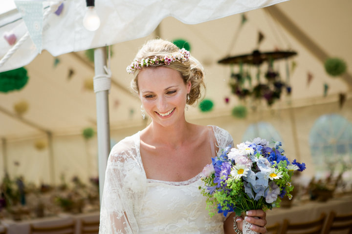 10 Country Wedding in West Sussex By Nicki Feltham