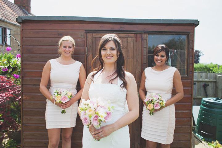 10 DIY Summer Garden Party Wedding By Maureen Du Preez