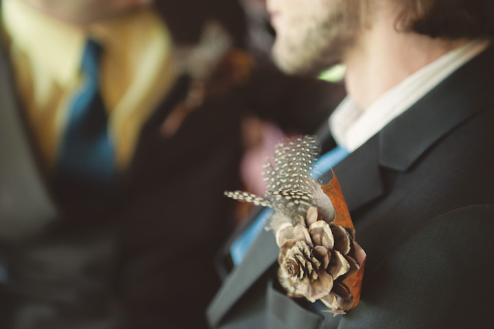 11 Quirky DIY Autumn Wedding By Sasha Mihalova