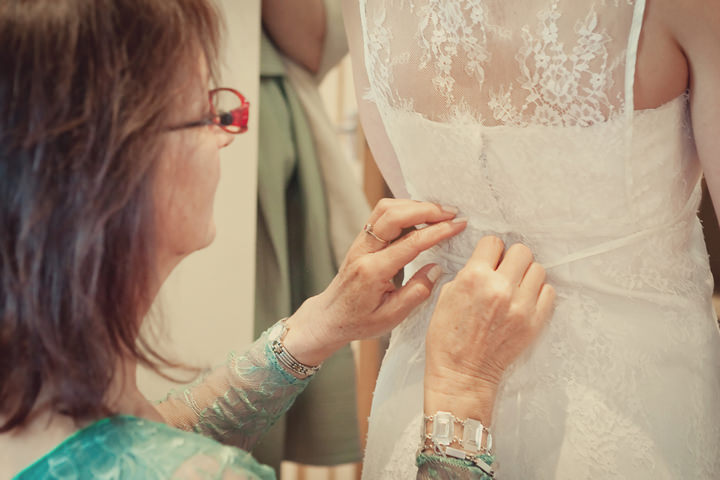 12 Yorkshire Woodland Wedding at The Bivouac by Lissa Alexandra