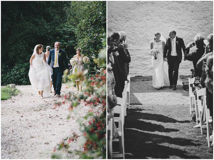 14 Cornish Farm Wededing By Helen Lisk