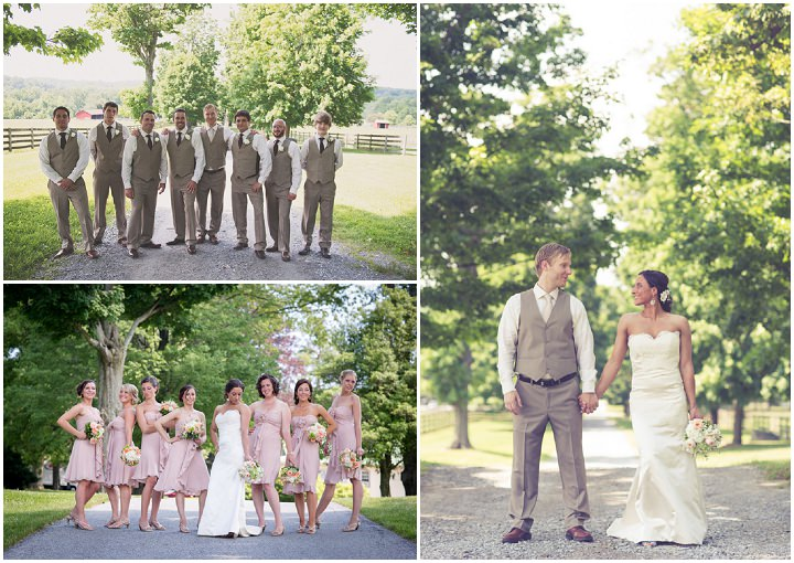 14 Outdoor Wedding in Pennsylvania By BG Productions