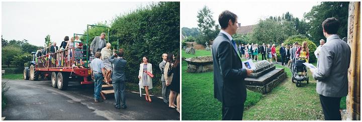 14 Rutic Farm Wedding in Somerset by Christine Wehrmeier