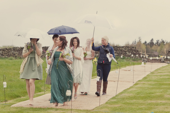 15 Yorkshire Woodland Wedding at The Bivouac by Lissa Alexandra