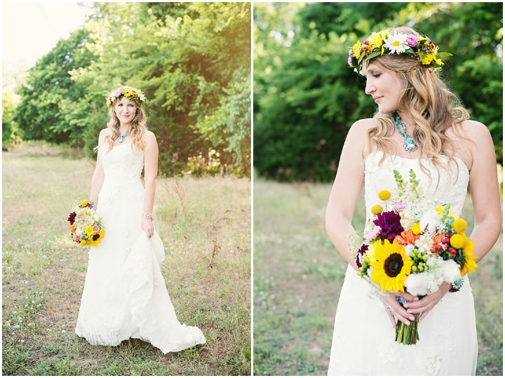 16 Boho Farm Wedding in Oklahoma By Blue Elephant Photography