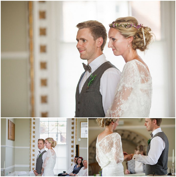 16 Country Wedding in West Sussex By Nicki Feltham