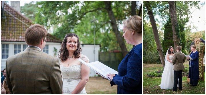 16 DIY Backyard Wedding by Mia Hooper