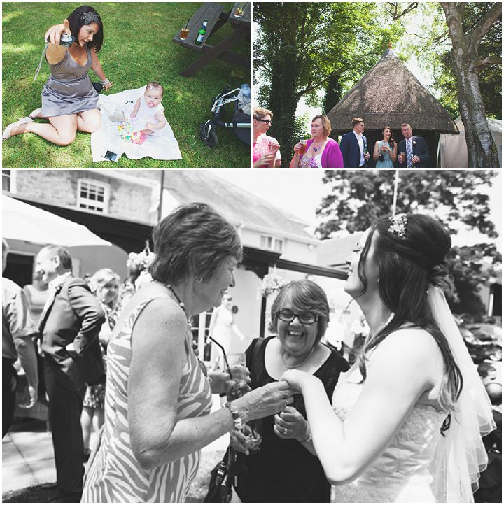16 DIY Summer Garden Party Wedding By Maureen Du Preez