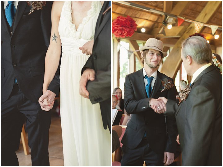 16 Quirky DIY Autumn Wedding By Sasha Mihalova