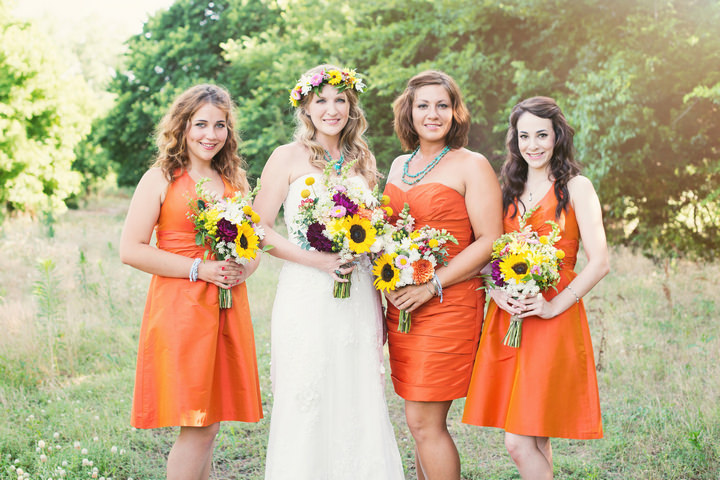 17 Boho Farm Wedding in Oklahoma By Blue Elephant Photography