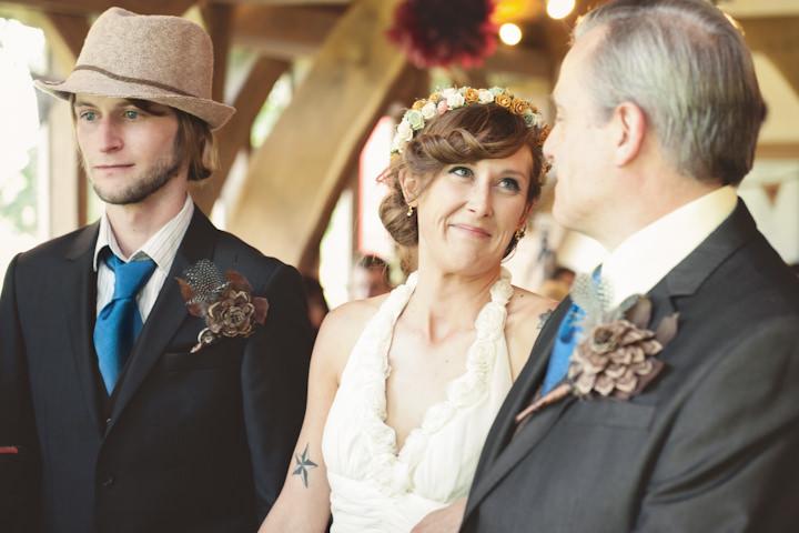 17 Quirky DIY Autumn Wedding By Sasha Mihalova
