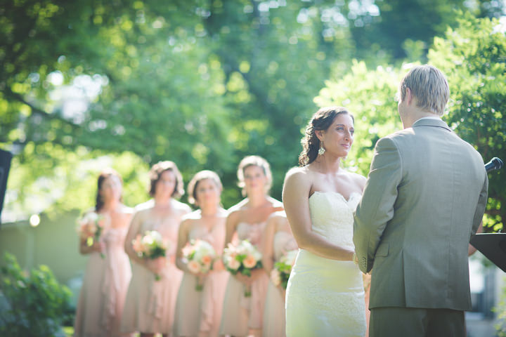 18 Outdoor Wedding in Pennsylvania By BG Productions