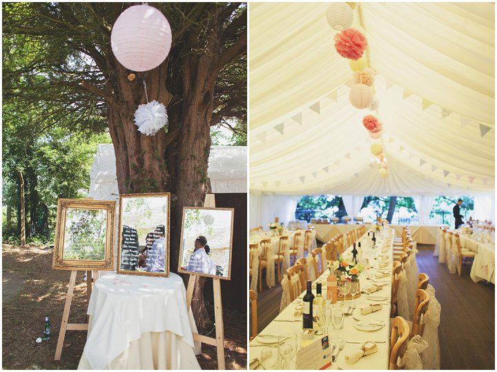 19 DIY Summer Garden Party Wedding By Maureen Du Preez