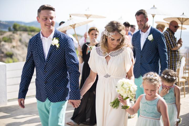 19 Ibiza Wedding at Elixir By Gypsy Westwood