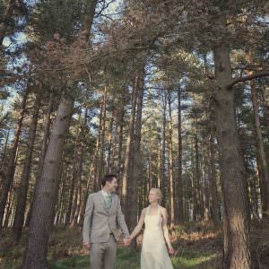 1a Yorkshire Woodland Wedding at The Bivouac by Lissa Alexandra