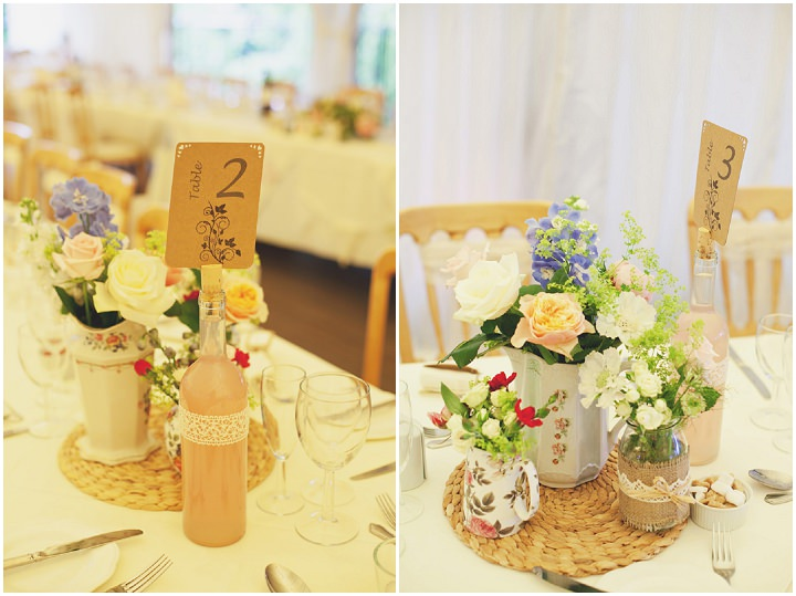 2 DIY Summer Garden Party Wedding By Maureen Du Preez