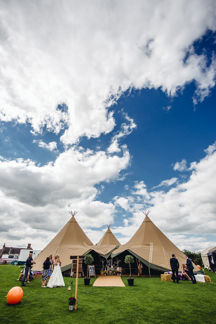 2 Homegrown Wedfest Wedding in Derby By Simon Dewey