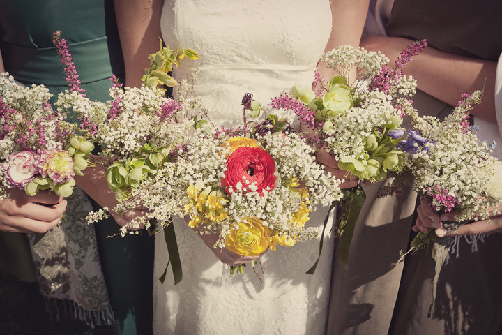 2 Yorkshire Woodland Wedding at The Bivouac by Lissa Alexandra