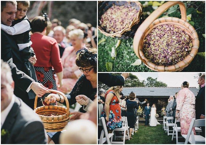 20 Cornish Farm Wededing By Helen Lisk