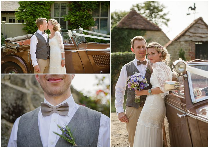 20 Country Wedding in West Sussex By Nicki Feltham