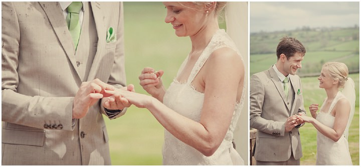 20 Yorkshire Woodland Wedding at The Bivouac by Lissa Alexandra