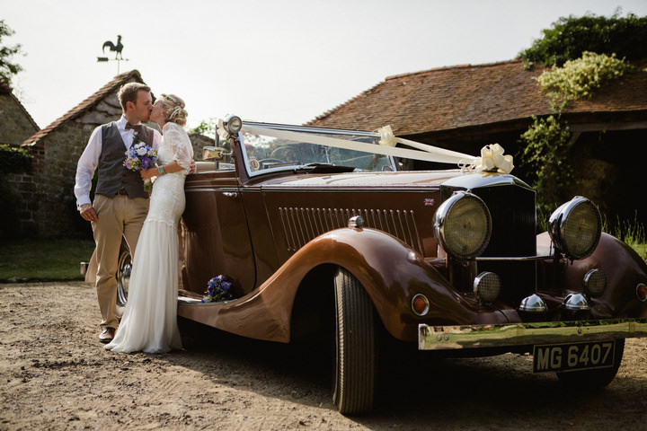 21 Country Wedding in West Sussex By Nicki Feltham