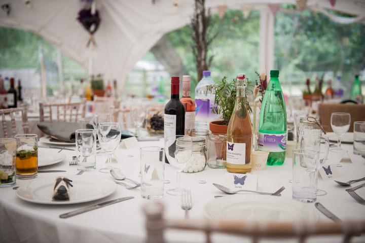 21 DIY Backyard Wedding by Mia Hooper