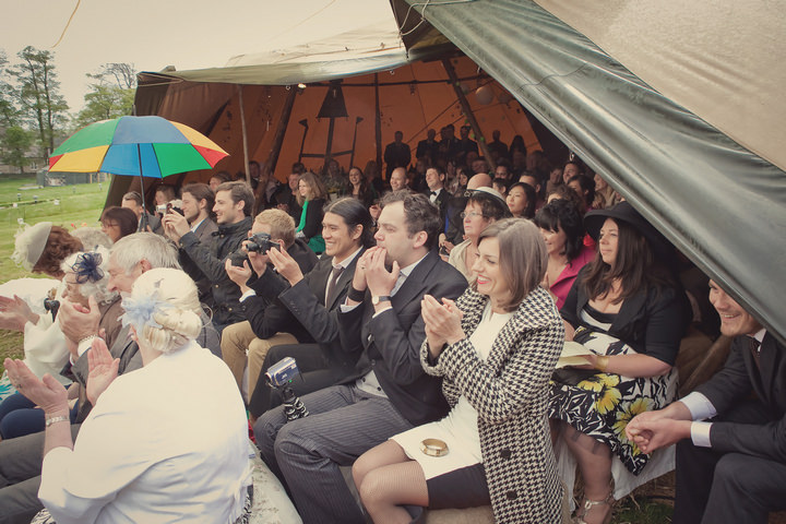21 Yorkshire Woodland Wedding at The Bivouac by Lissa Alexandra