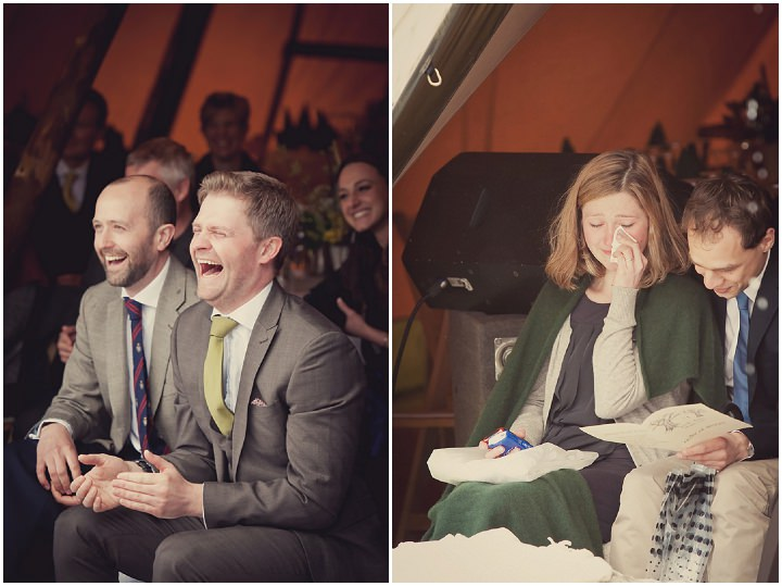 22 Yorkshire Woodland Wedding at The Bivouac by Lissa Alexandra