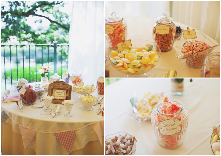 23 DIY Summer Garden Party Wedding By Maureen Du Preez