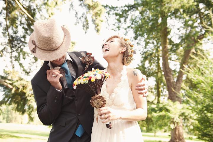 23 Quirky DIY Autumn Wedding By Sasha Mihalova