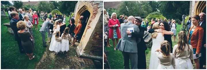 23 Rutic Farm Wedding in Somerset by Christine Wehrmeier