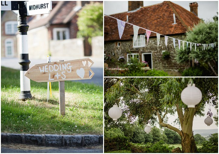 24 Country Wedding in West Sussex By Nicki Feltham
