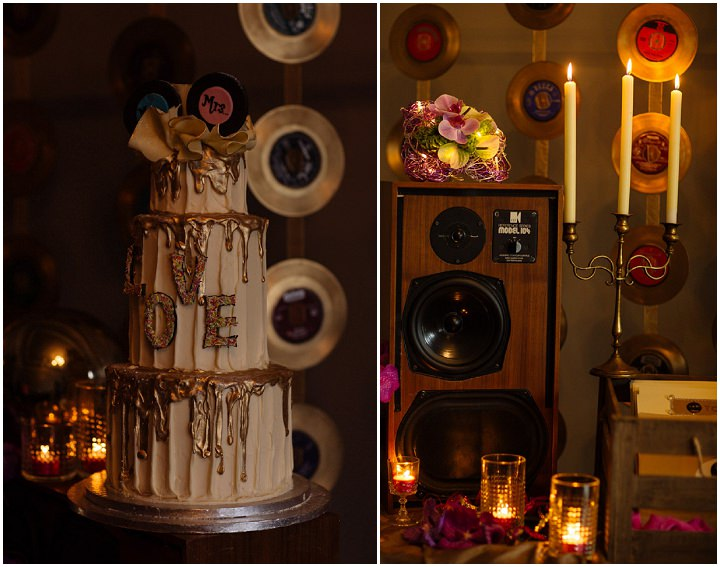 Disco Wedding Shoot at The Faversham by Toast of Leeds Photography